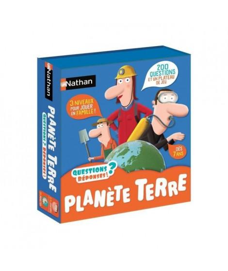 NATHAN Questions Réponses - La Planete Terre