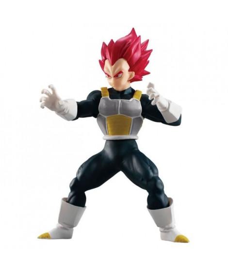 Banpresto - Figurine de collection Dragon Ball - Vegeta Super Saiyan God - 11cm