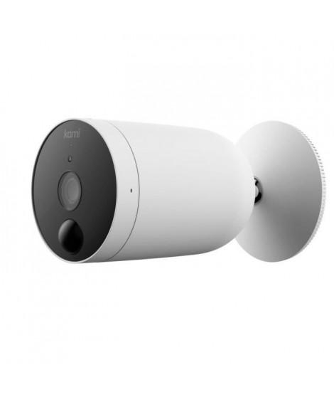 KAMI - Caméra de surveillance d'exterieur Wi-Fi sans fil Caméra de Sécurité