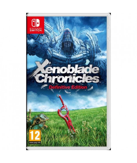 Jeu Nintendo Switch Xenoblade Chronicles TM : Définitive Edition