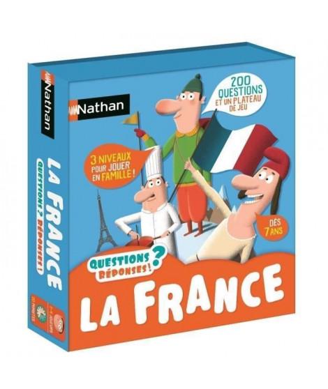 NATHAN Questions Réponses - La France