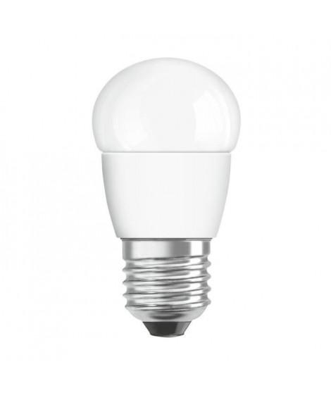 BELLALUX Lot de 6 Ampoules LED Sphérique clair filament 5W40 E27 froid