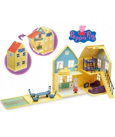 PEPPA PIG Maison de Luxe + 2 personnages