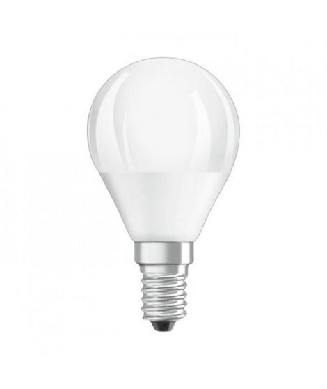 BELLALUX Lot de 6 Ampoules LED Sphérique clair filament 5W40 E14 froid