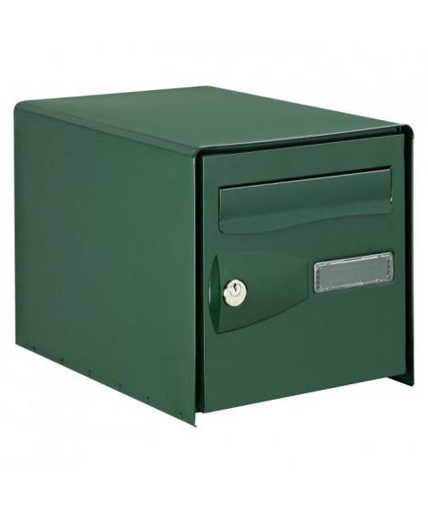 DECAYEUX Boîte aux lettres Eolys double face vert ral 6005