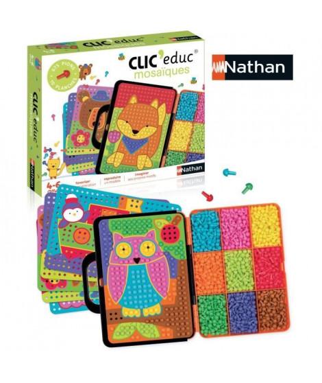 NATHAN Clic'Educ - Mosaiques