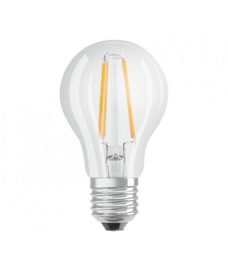 BELLALUX Lot de 6 Ampoules LED Standard clair fil 6,5W60 E27 chaud