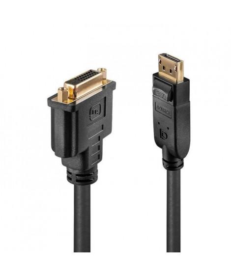 LINDY Câble adaptateur DisplayPort vers DVI