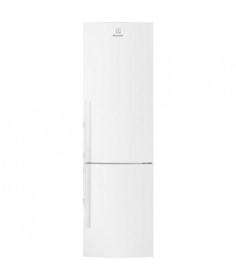 ELECTROLUX  - EN3858MFW -  Réfrigérateur combiné - 349L (258L + 91L) - Brasseur d'air FreeStore™* - A++ - Blanc