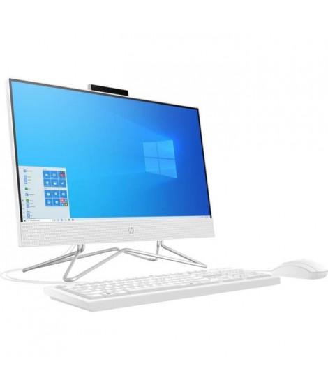 HP All-in-One 22-df0102nf - 22HD - Celeron J4025 - RAM 4Go - Stockage 128Go SSD - Windows 10