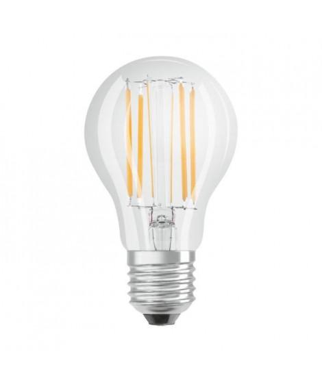BELLALUX Lot de 6 Ampoules LED Standard clair fil 7,5W75 E27 chaud
