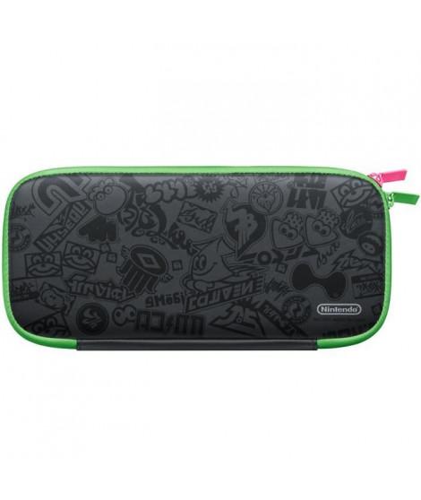 Pochette de transport et protection d'écran Nintendo Switch - Édition Splatoon 2