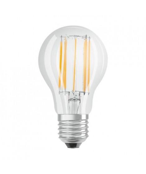 BELLALUX Lot de 6 Ampoules LED Standard clair filament 11W100 E27 froid