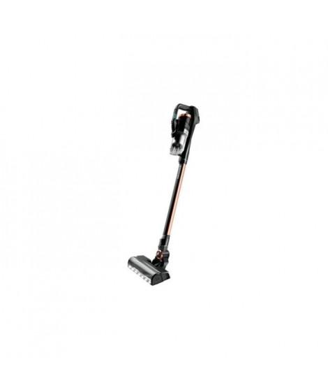 BISSEL 2602C Aspirateur a main sans fil Stick Cleaners - 0,4L - 105aW -50min d'autonomie - Noir/Cuivre