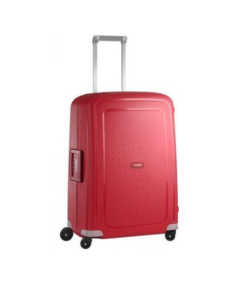 S'CUREVALISE  69*49*29cm  ROUGE