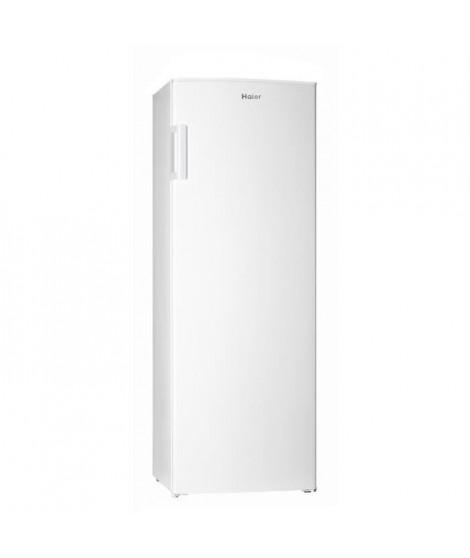 HAIER HUL-676W - Réfrigérateur 1 porte - 335L - Froid statique - A+ - L 60cm x H 170cm - Blanc