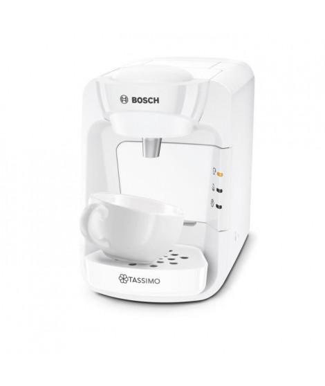 BOSCH TAS3104 Machine a café TASSIMO SUNY White Edition