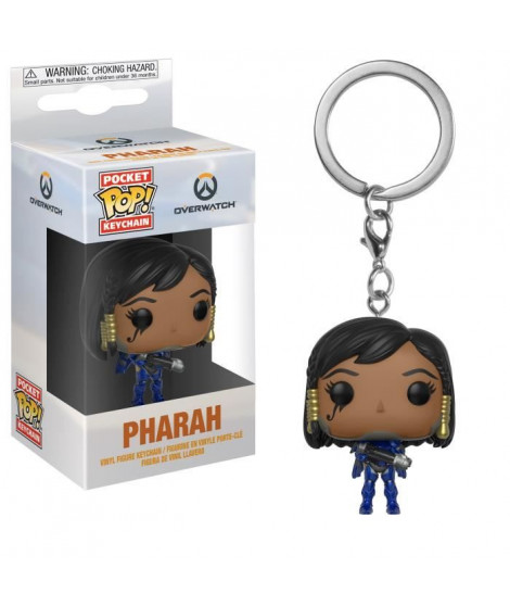 Porte-clé Funko Pocket Pop! Overwatch: Pharah