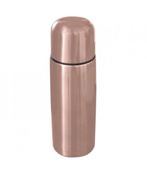 FINLANDEK Bouteille isotherme - 500 ml - Inox - Rose métal