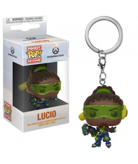 Porte-clé Funko Pocket Pop! Overwatch: Lucio