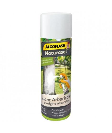 ALGOFLASH NATURASOL Blanc Arboricole - Aérosol 400 ml