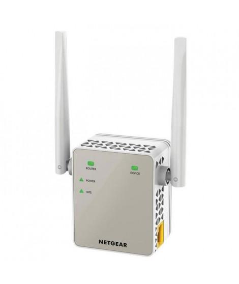 NETGEAR Répéteur WiFi AC 1200 Mbp/s - Double Bande