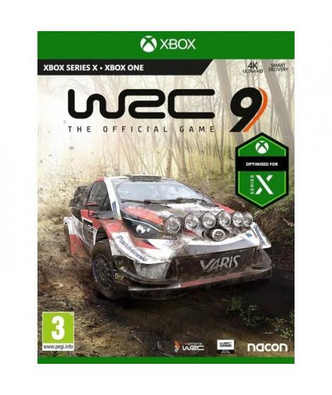WRC 9 Jeu Xbox One