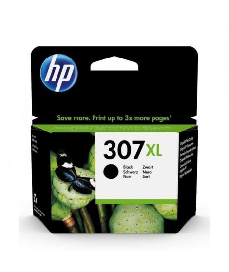 HP 307XL Cartouche d'Encre Noir Grande Capacité Authentique pour HP ENVY 6000/Pro 6400 (3YM64AE)