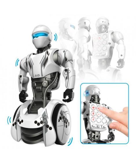 YCOO - Robot Junior 1.0 - Robot Programmable avec Pavé Tactile - 21 CM