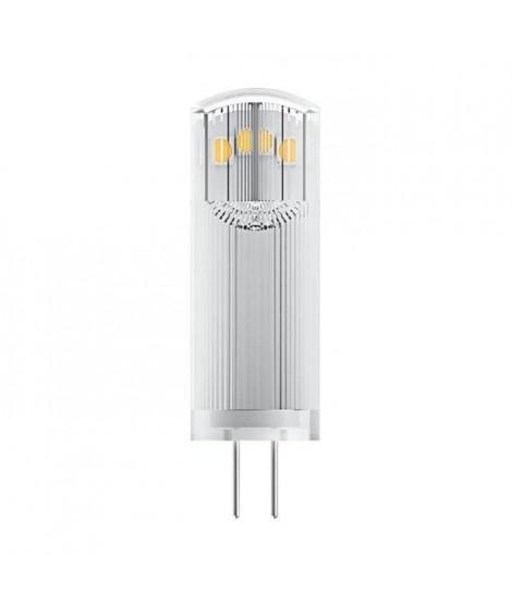 BELLALUX Lot de 9 Ampoules LED Capsule dépolie 1,8W20 G4 chaud
