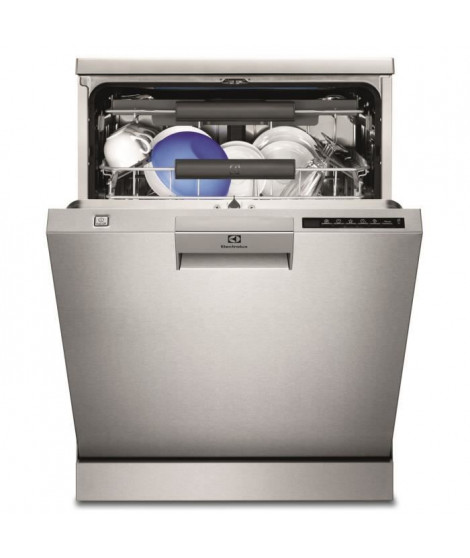 ELECTROLUX ESF8650ROX - Lave vaiselle posable - 15 couverts - A+++ - 44 dB(A)