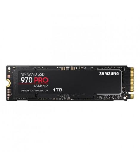 SAMSUNG SSD NVMe 970 PRO 1 TERA