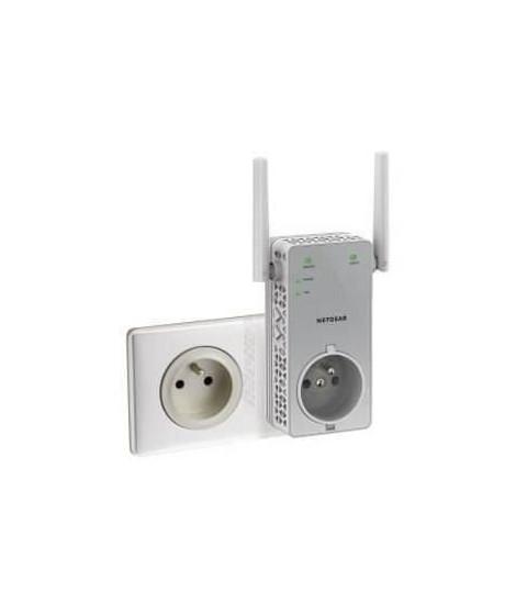 Netgear Répéteur wifi Dual Band 750 Mbit/s - Booste le signal wifi existant