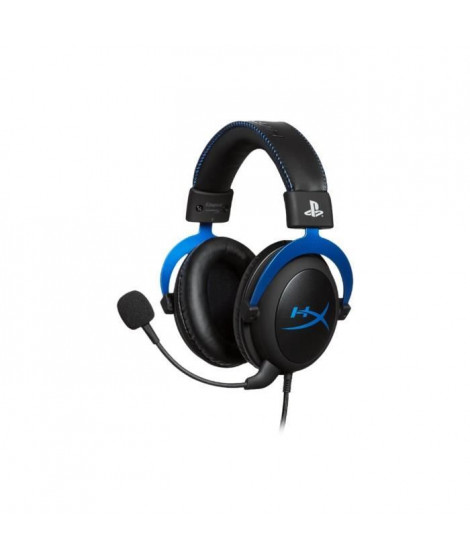 HyperX Cloud PlayStation Official Licensed for PS4 casque pleine taille filaire jack 3,5mm
