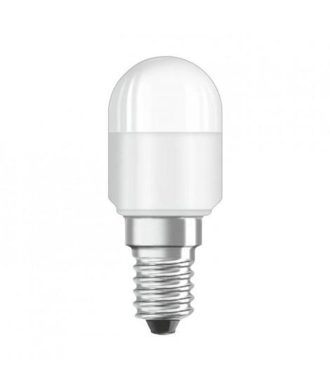 BELLALUX Lot de 9 Ampoules LED Mini Tube dépoli 2,3W20 E14 chaud