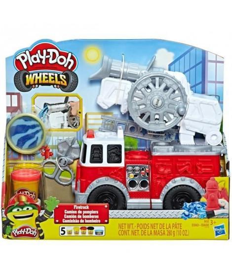 PLAY DOH - Camion de pompier