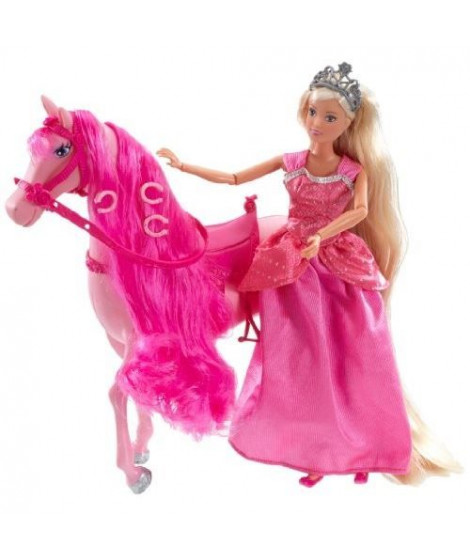 Steffi Love - princesse et son cheval
