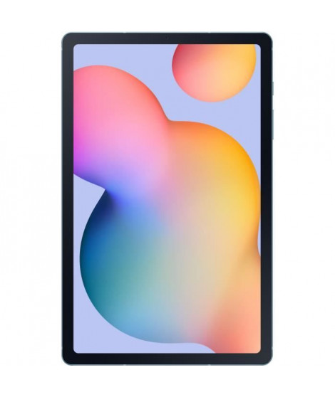 Tablette Tactile - SAMSUNG Galaxy Tab S6 Lite - 10,4 - RAM 4Go - Stockage 64Go - Android 10 - Bleu - WiFi