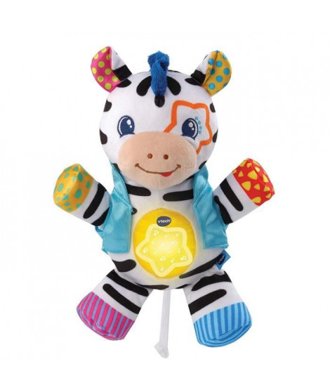 VTECH BABY - Oscar, p'tit zebre rockstar