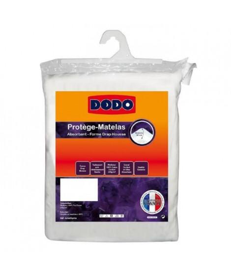 DODO Protege-matelas Améthyste 140x190 cm en forme de drap housse