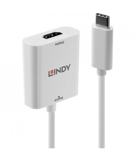 LINDY Convertisseur USB 3.1 type C vers HDMI