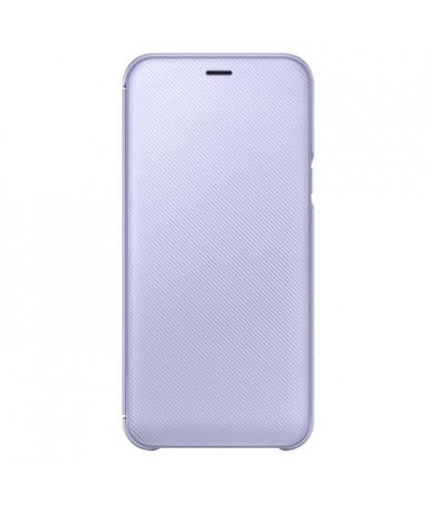 Samsung Etui Flip Wallet A6 - Violet
