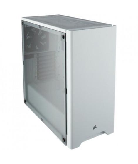 CORSAIR Boitier Moyen Tour Carbide 275R - Blanc - Fenetre Plexiglass (CC-9011131-WW)