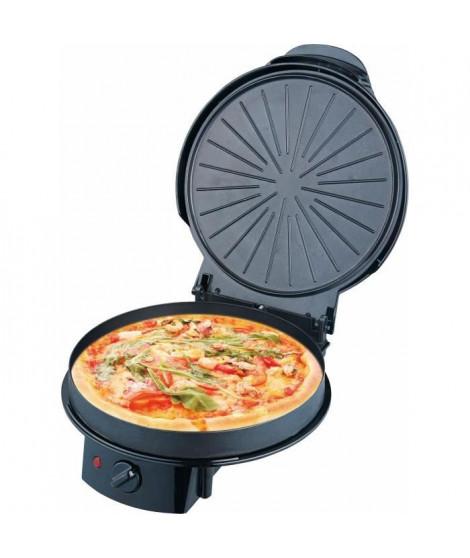 TRIOMPH ETF1599 Multicuiseur pizza tarte crepe - Noir