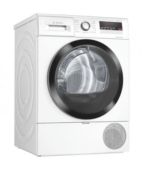 BOSCH WTR85V02FF seche-linge - 8kg - pompe a chaleur - Classe A++ - Blanc