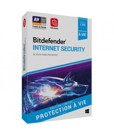 Bitdefender Internet Security - a vie - 1 PC