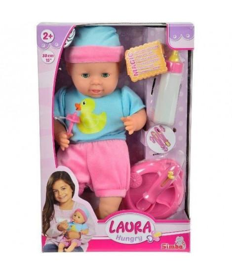 LAURA Poupon A Faim 38cm
