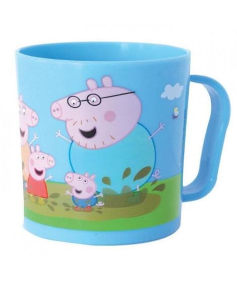 Fun House Peppa Pig mug, tasse micro-ondable pour enfant
