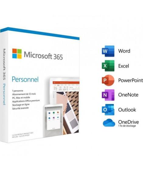 Microsoft 365 Personnel - Abonnement 1 an