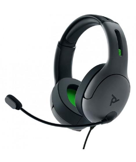 Casque PDP Level 50 Gris pour Xbox One
